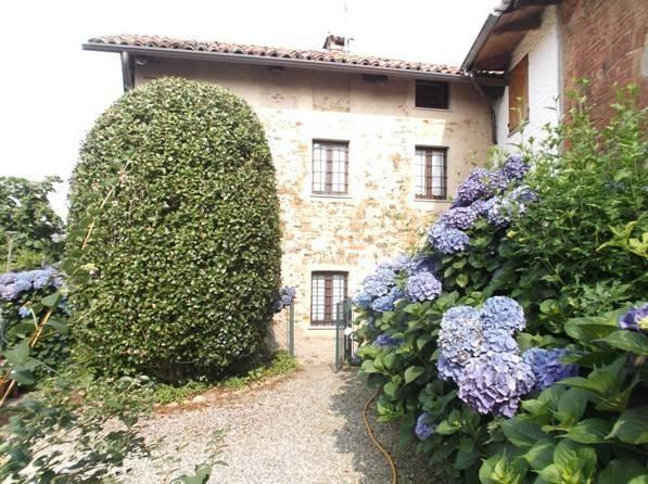 Bella proprietà con giardino privato