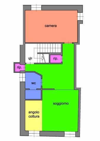 Appartamento in ottime condizioni in vendita Rif. 4359785