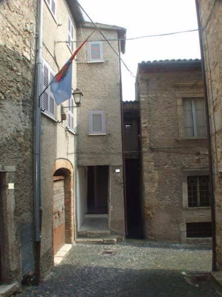 Monteleone Sabino (RI) Bilocale al centro storico del paese