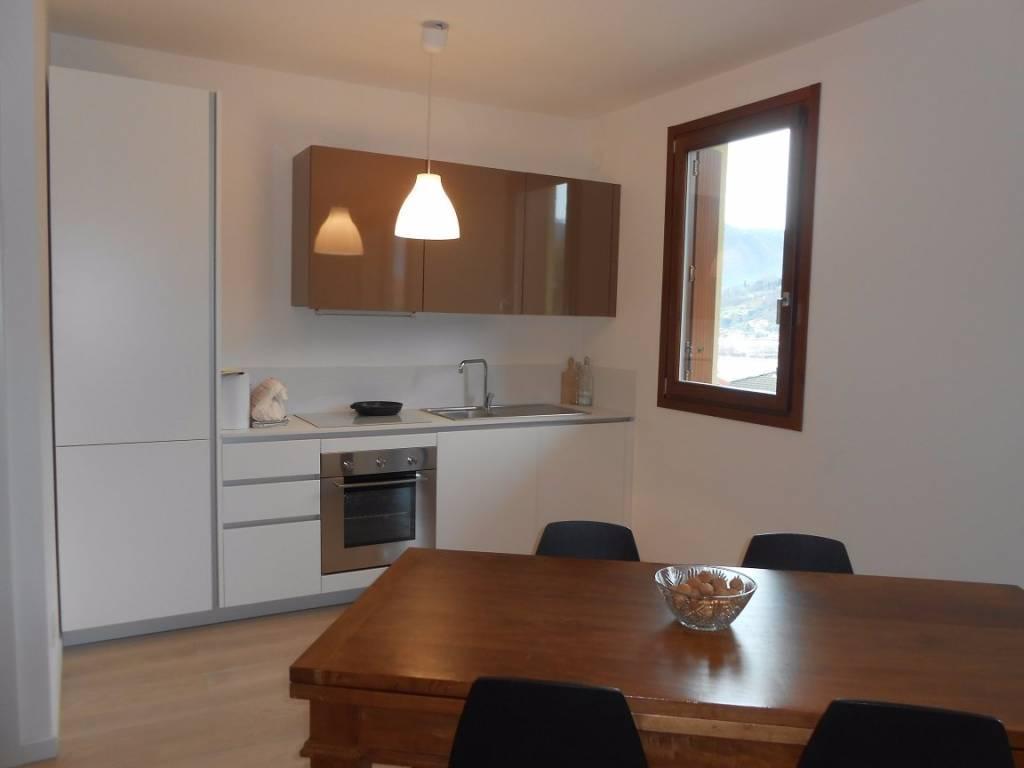 Appartamento in vendita a Cene, 3 locali, prezzo € 220.000 | PortaleAgenzieImmobiliari.it