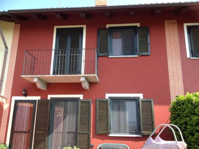 Villa a Schiera in vendita a Moriondo Torinese, 3 locali, prezzo € 138.000 | Cambio Casa.it