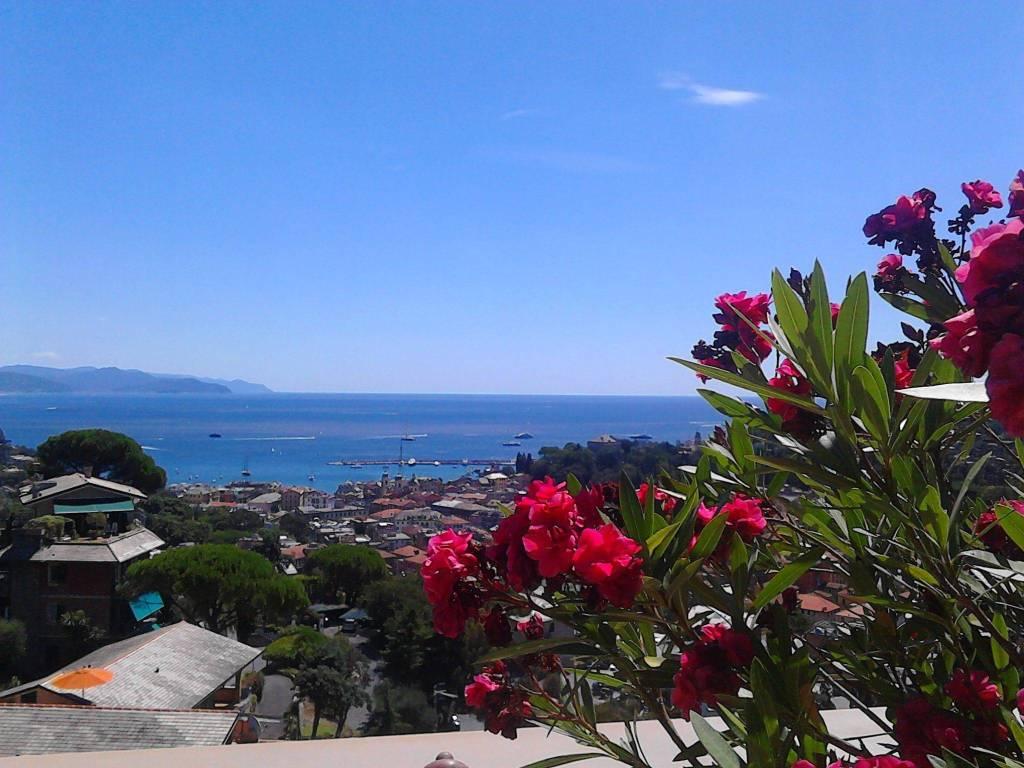 Foto 1 di Attico / Mansarda viale Privato Paradiso 5, Santa Margherita Ligure