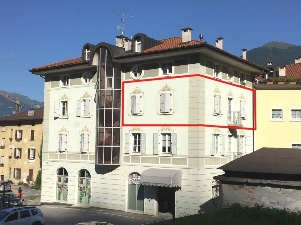 Appartamento in Vendita a Tione Di Trento Centro: 3 locali, 91 mq