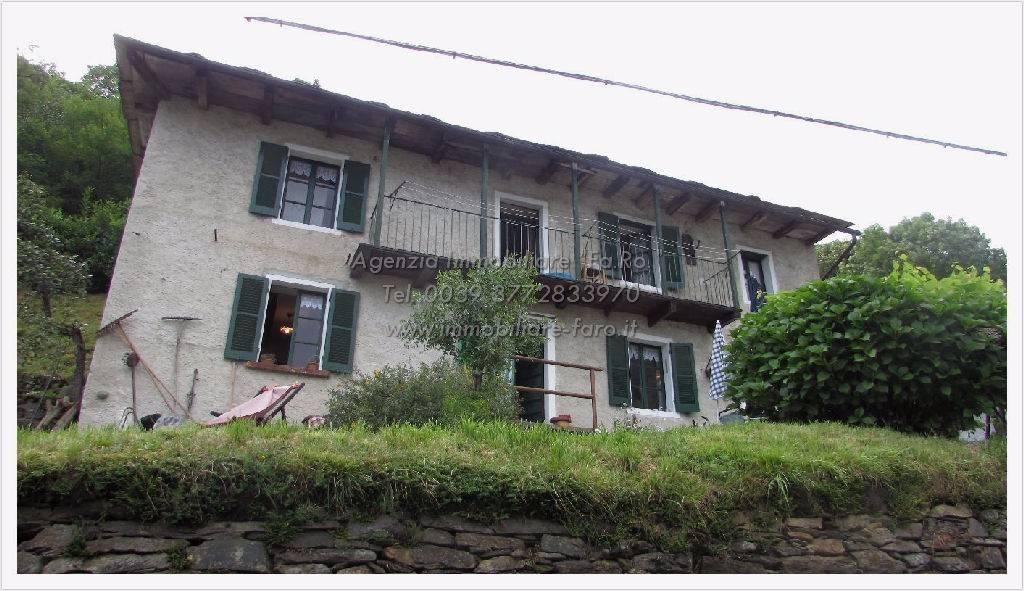 Rustico / Casale in vendita a Cannobio, 4 locali, prezzo € 75.000   CambioCasa.it