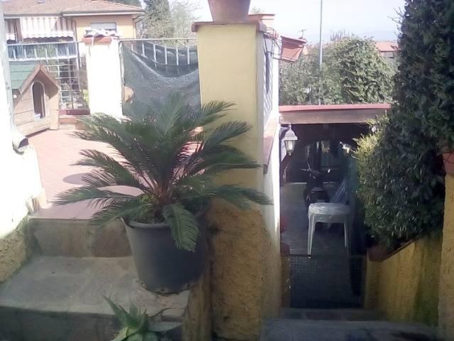 SAN ROMANO: TERRATETTO con ingresso indipendente