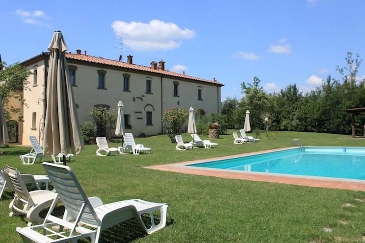 1940-FM Agriturismo A 20 km da Arezzo tra Monte san Savino e Lucignano Rif. 4458028