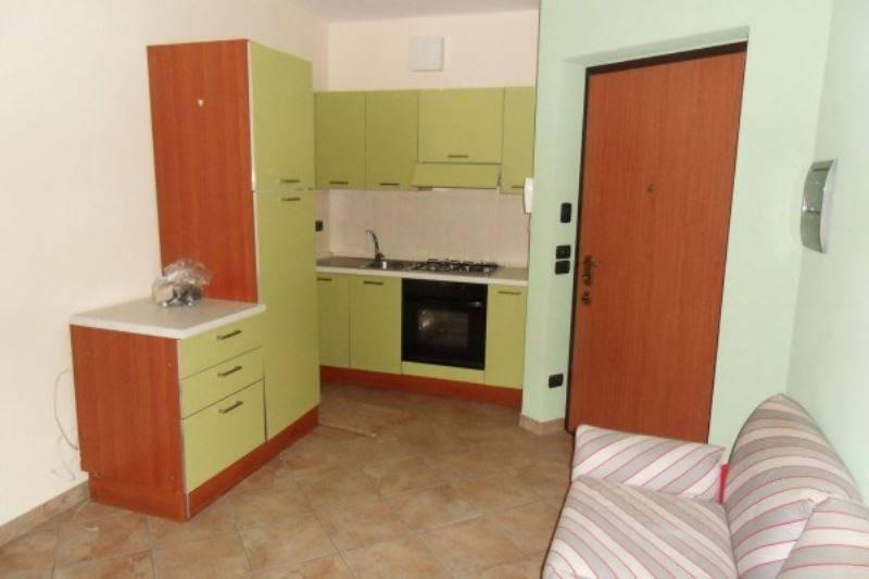 Appartamento in buone condizioni arredato in affitto Rif. 8733601