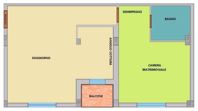 Appartamento, san leonardo paradigna, Vendita - Parma