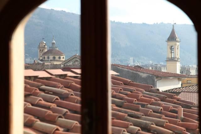 Mansarda in affitto in centro a Prato