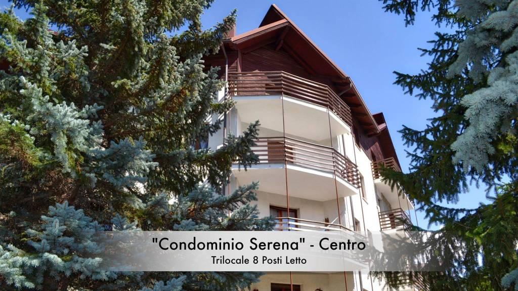 Appartamento in ottime condizioni arredato in affitto Rif. 7611223