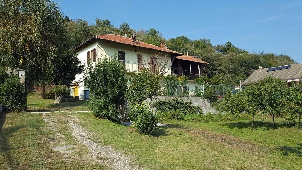 Immagine immobiliare Villa indipendente con rustico In posizione solleggiata e panoramica, nella zona esclusiva di