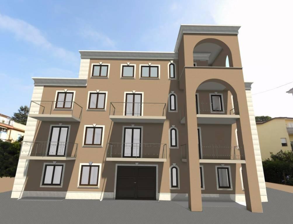 Nuove costruzioni in Via Capolino II. Rif A46