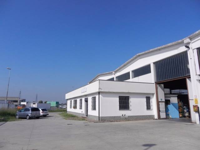Capannone industriale-artigianale Rif. 4207730