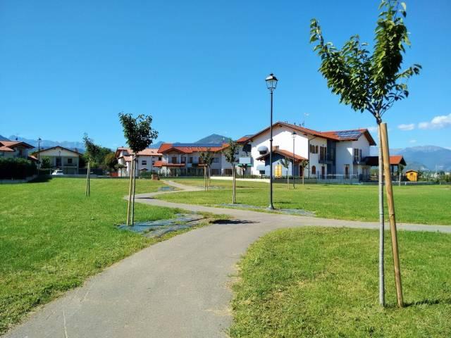 Bilocale Bernezzo Via Monte Tibert 10
