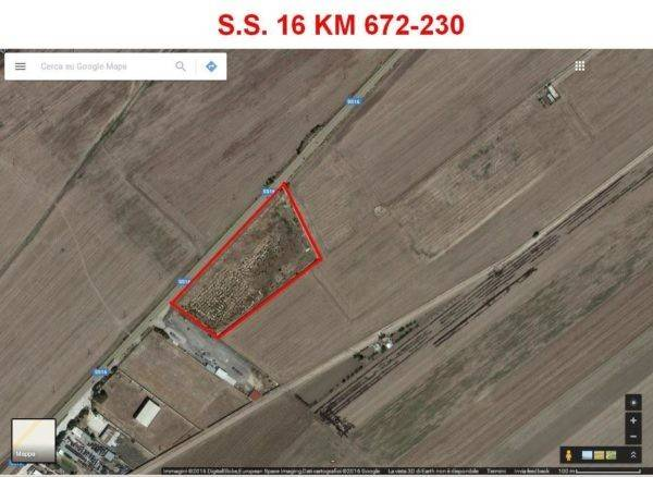 Terreno Commerciale in vendita Rif. 8886873