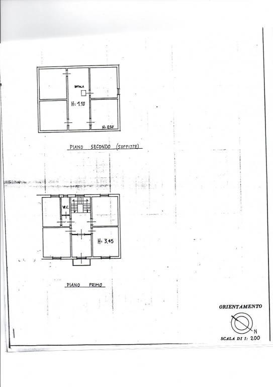 Casa indipendente in Vendita a Capannoli Periferia:  5 locali, 335 mq  - Foto 1