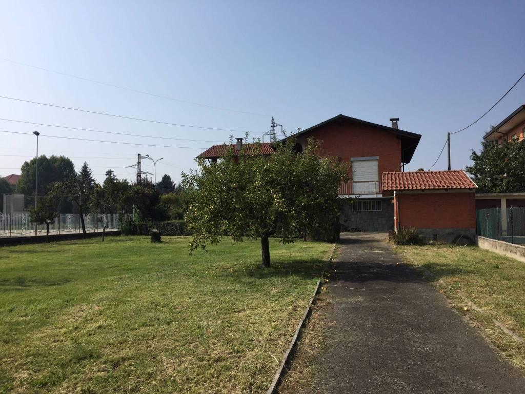 Villa in vendita via Fatebenefratelli 47 San Maurizio Canavese