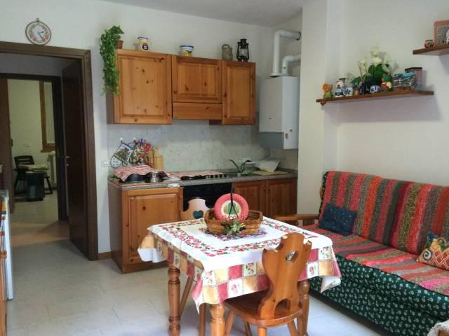 Appartamento in buone condizioni parzialmente arredato in vendita Rif. 4400457