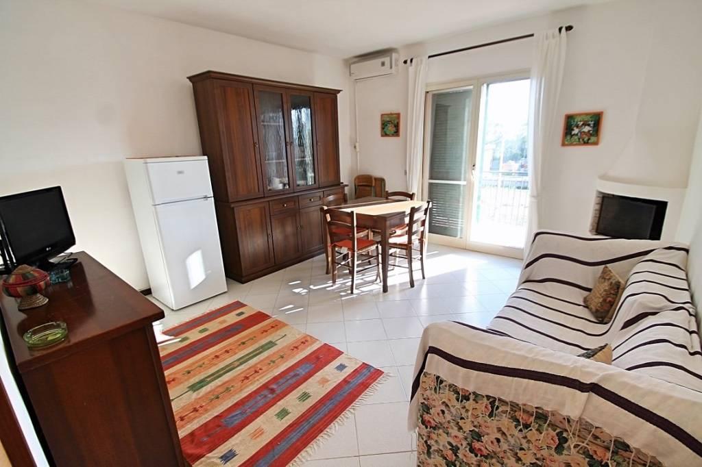Appartamento in buone condizioni arredato in affitto Rif. 8828661