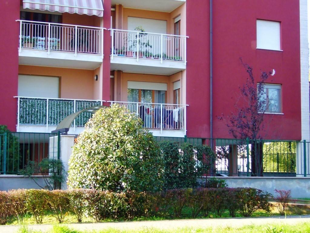 Appartamento in buone condizioni arredato in affitto Rif. 8757532