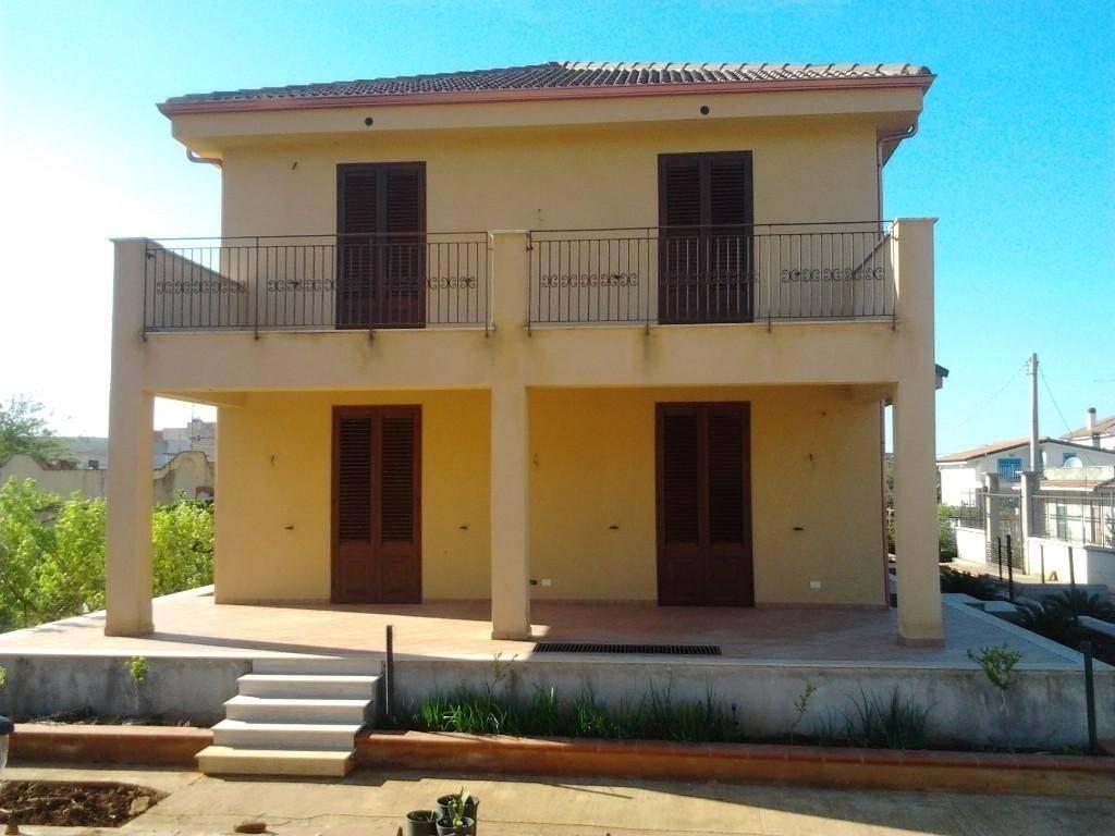Villa in Vendita a Carini Centro:  5 locali, 230 mq  - Foto 1