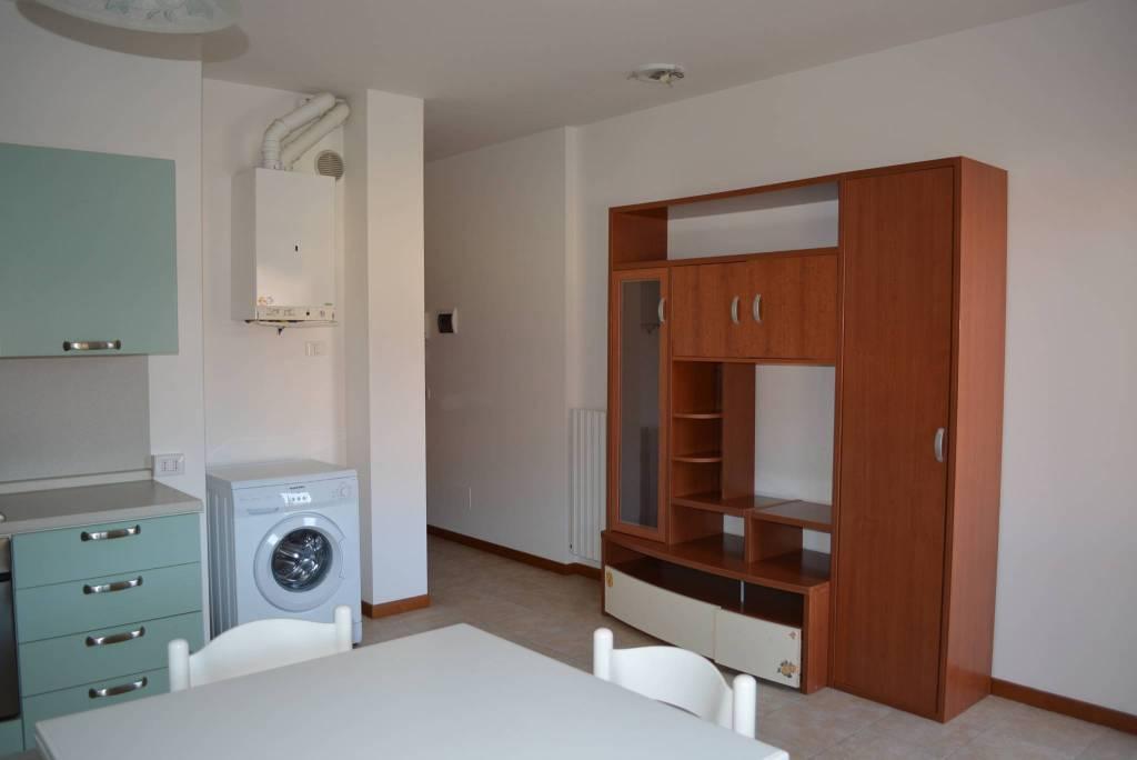 Appartamento in buone condizioni arredato in affitto Rif. 8859912