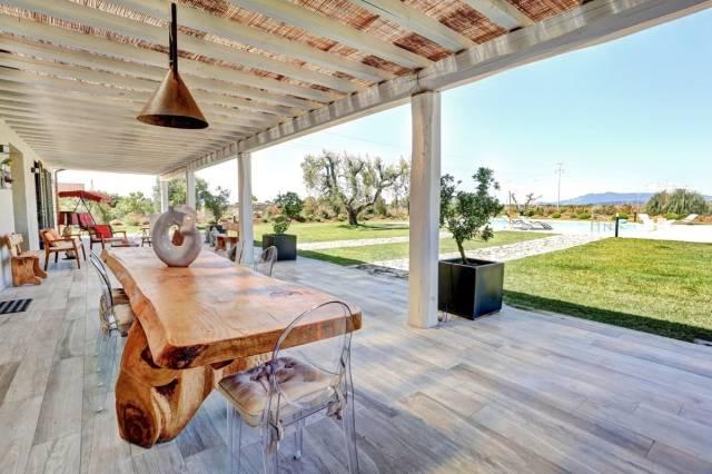 Capalbio - Splendida Villa con Piscina, Pergolato e Bellissi