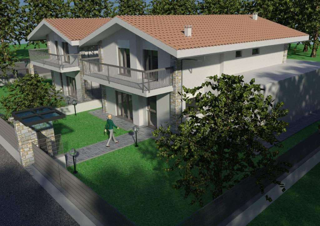 Villa in vendita a Cermenate, 4 locali, prezzo € 449.000 | CambioCasa.it