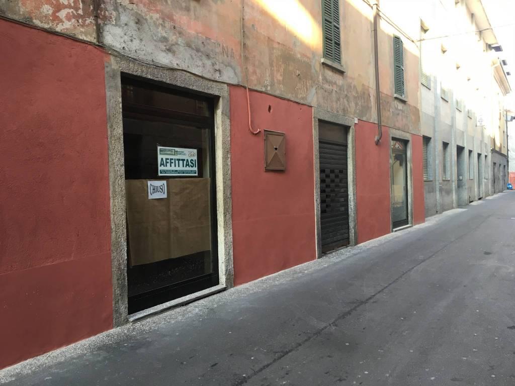 Negozio / Locale in affitto a Borgomanero, 2 locali, prezzo € 700   PortaleAgenzieImmobiliari.it