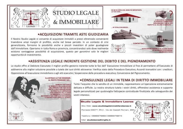 Bilocale Pomezia Via Colonia 9