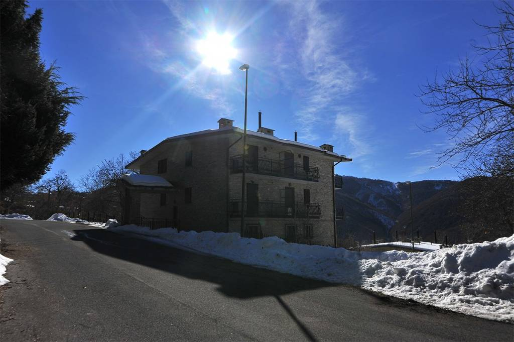 Vacanze Natalizie Bilocale 4 posti a San Giacomo di Roburent