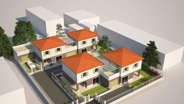 Villa in vendita a Ghedi, 5 locali, Trattative riservate | Cambio Casa.it