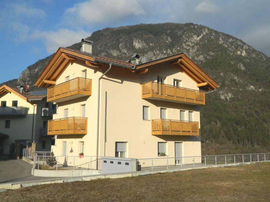 Appartamento in Affitto a Tione Di Trento Centro:  3 locali, 79 mq  - Foto 1