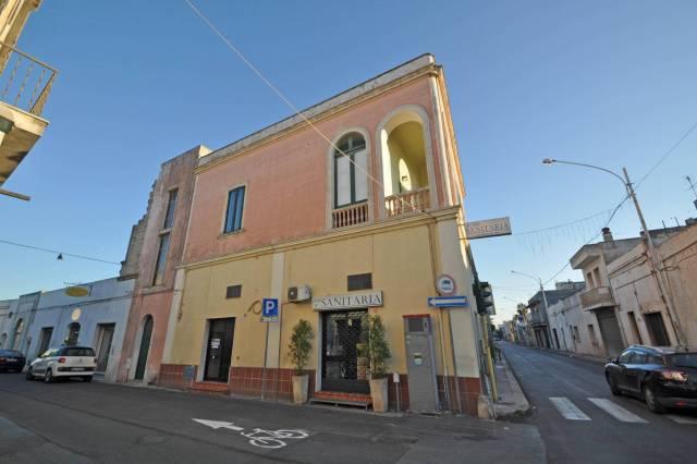 Palazzo-stabile Vendita Racale