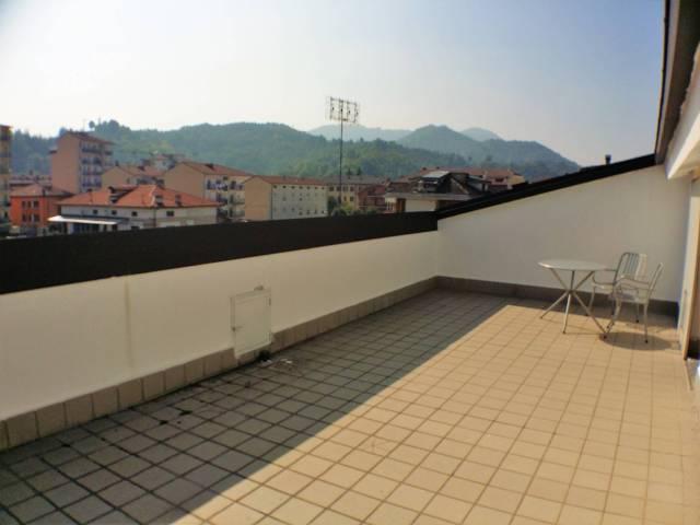 Borgo, bilocale ultimo piano con terrazza panoramica