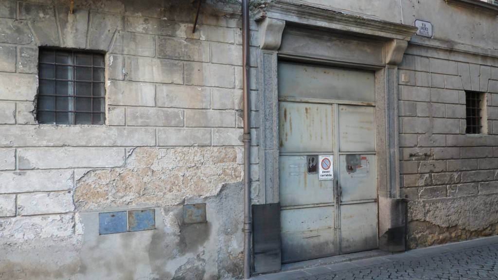 AMPIO GARAGE IN CENTRO STORICO CON INGRESSO INDIPEDENTE