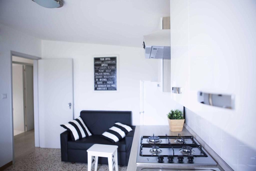Appartamento in ottime condizioni arredato in affitto Rif. 8154816