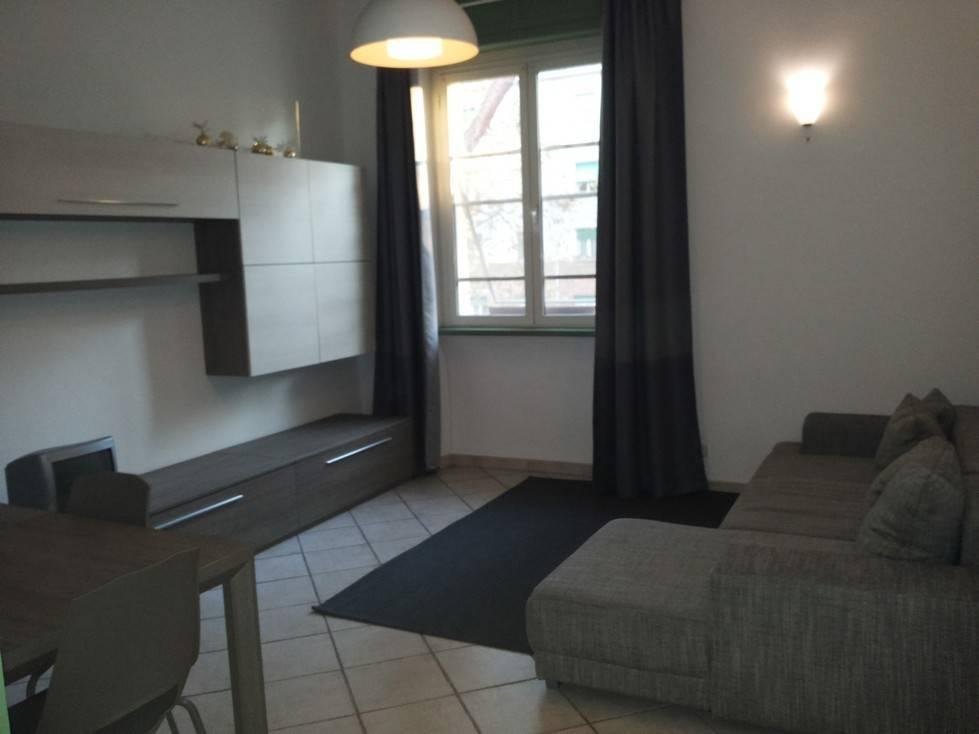 Appartamento in buone condizioni parzialmente arredato in affitto Rif. 7494264