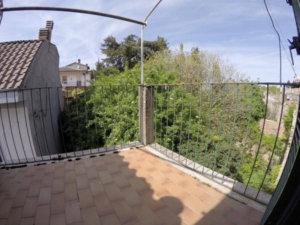Castel Viscardo (TR) Appartamento con terrazzo abitabile