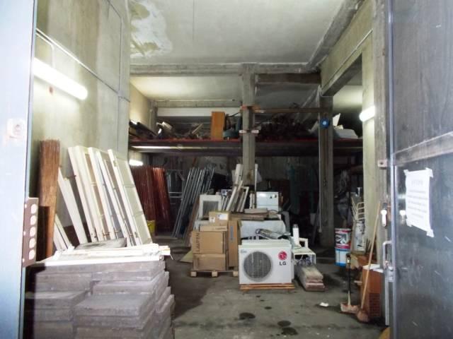 Garage con soppalco (0955375