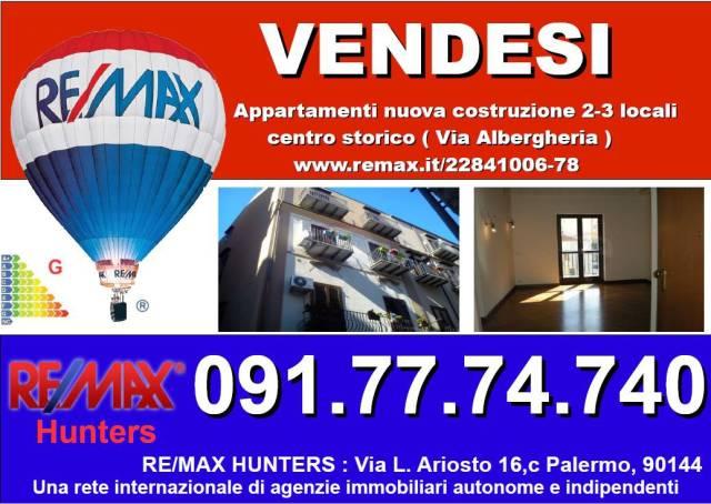 Bilocale Palermo Via Albergheria 8