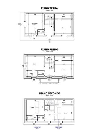 Casa Indipendente da ristrutturare in vendita Rif. 4544624