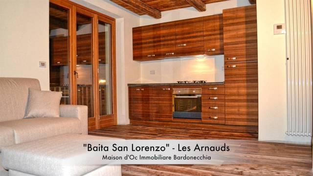Bilocale Bardonecchia Borgata Les Arnauds 1