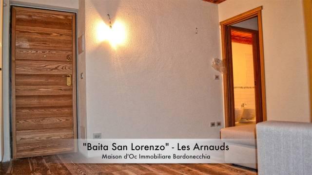 Bilocale Bardonecchia Borgata Les Arnauds 3