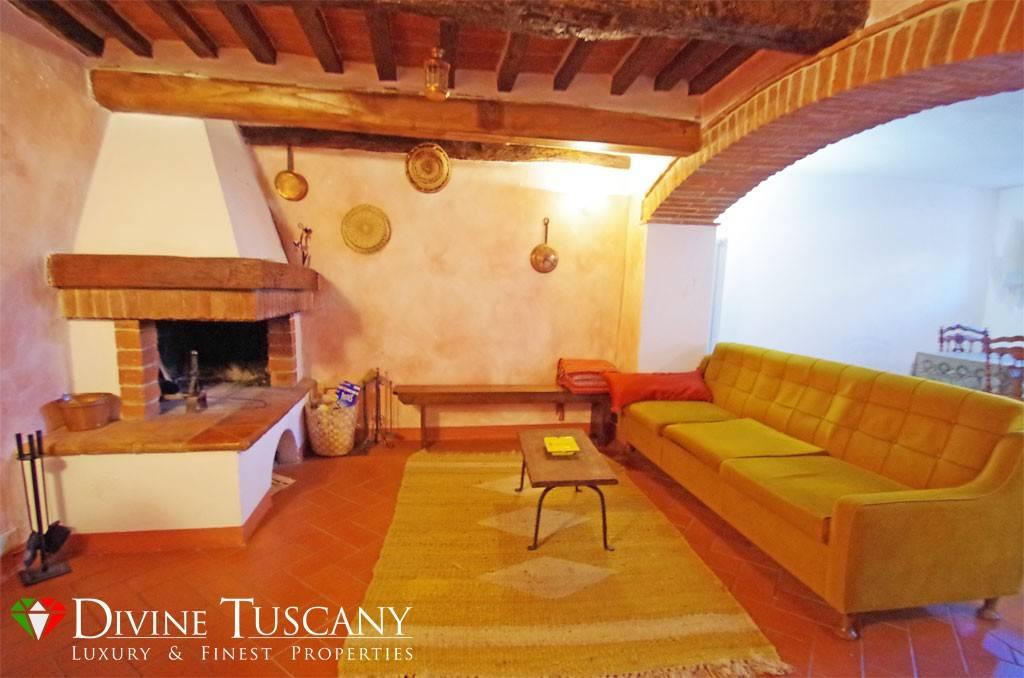 A673 - Appartamento in centro storico vicino Montepulciano