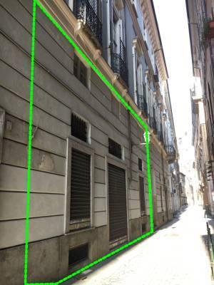 Ufficio / Studio in vendita a Torino, 2 locali, zona Zona: 1 . Centro, Quadrilatero Romano, Repubblica, Giardini Reali, prezzo € 190.000 | Cambio Casa.it