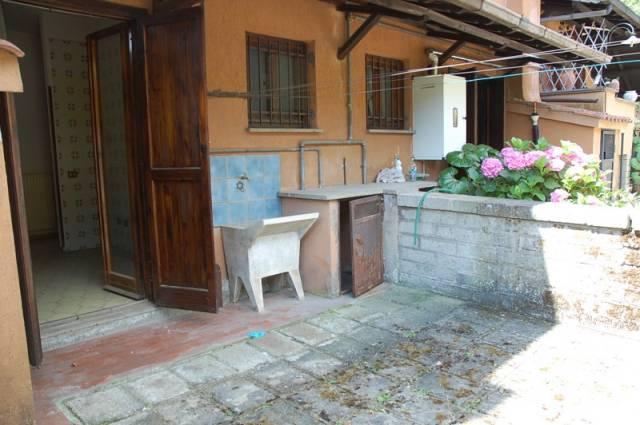 Villa a Schiera in affitto a Capranica, 3 locali, prezzo € 500 | Cambio Casa.it