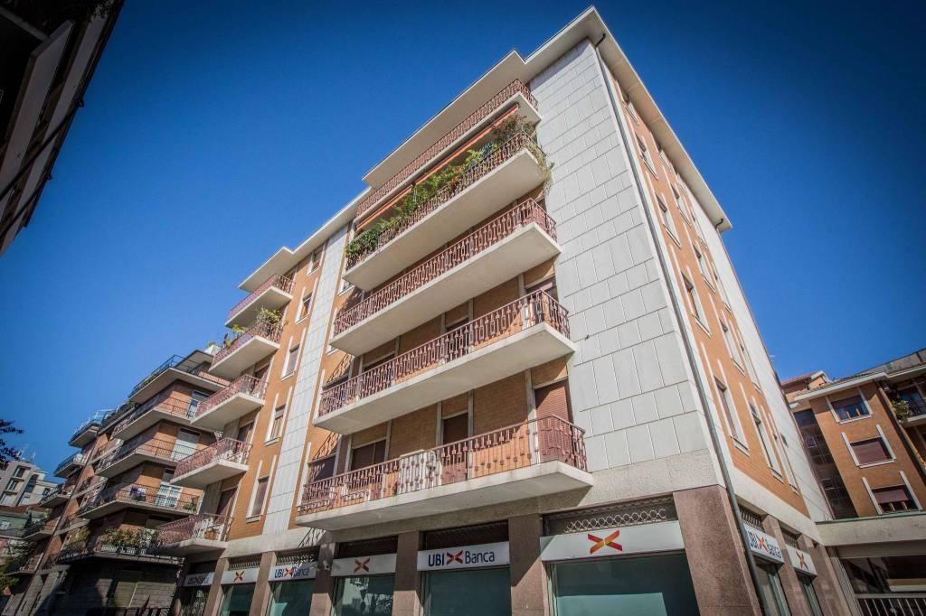 Appartamento in vendita via Antonio Stoppani 15 Bergamo