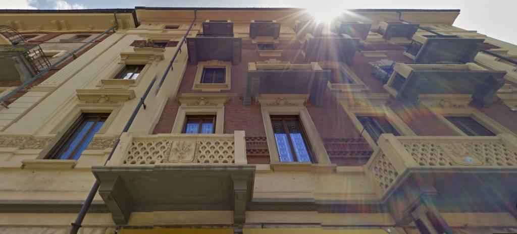 Appartamento in buone condizioni arredato in affitto Rif. 8563523