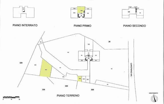 Bilocale Signa Via Cattani Cavalcanti 13